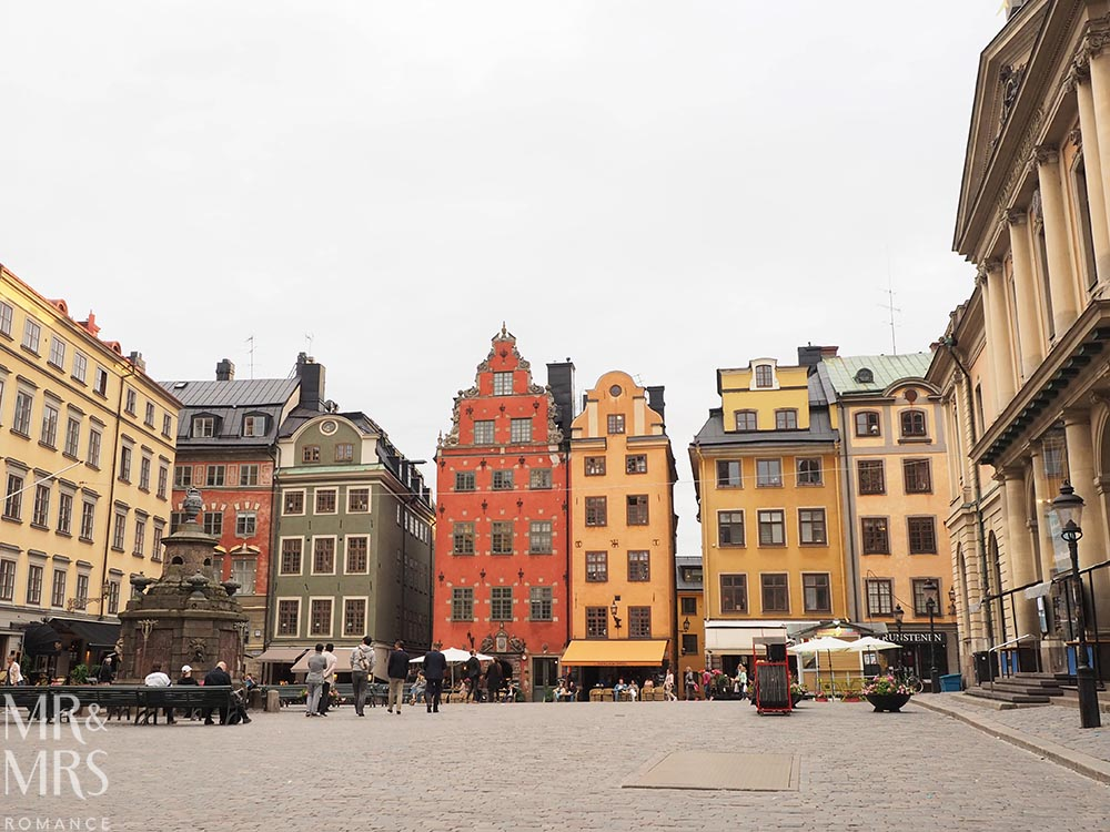 Stortorget, Stockholm, Sweden - where to take photos in Stockholm - Olympus cameras - MMR