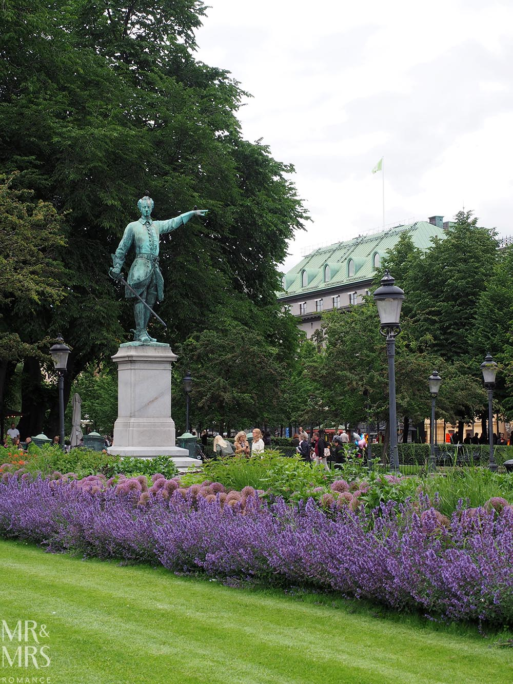 Kungstradgarden, Stockholm, Sweden - where to take photos in Stockholm - Olympus cameras - MMR