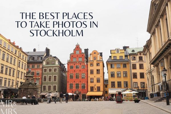 Stockholm, Sweden - where to take photos in Stockholm - Olympus cameras - MMR