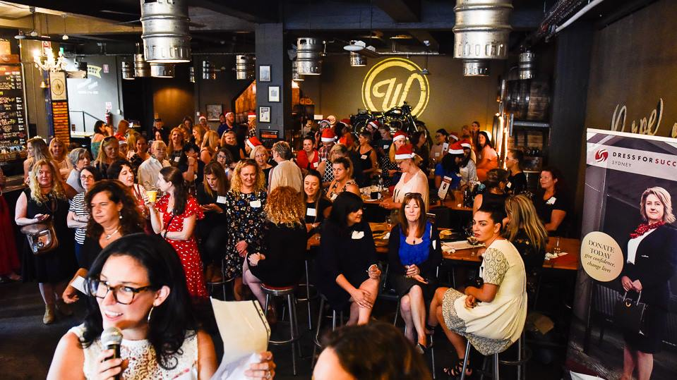 Women in Tourism - Sydney Christmas Party