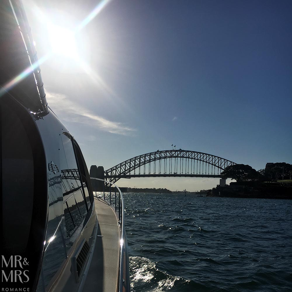 Boat trips on Sydney Harbour