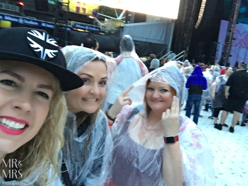 Sia Concert in Sydney
