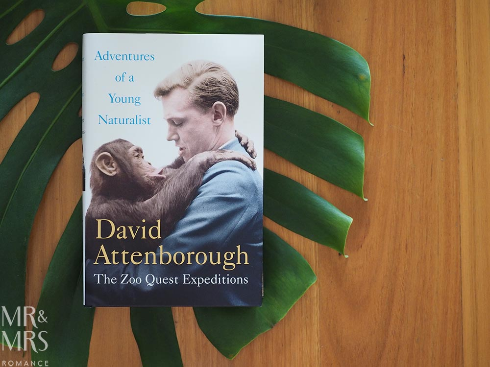 Holiday book guide for guys - books for men - David Attenborough