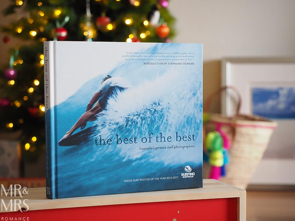 Holiday book guide for guys - books for men - surfing