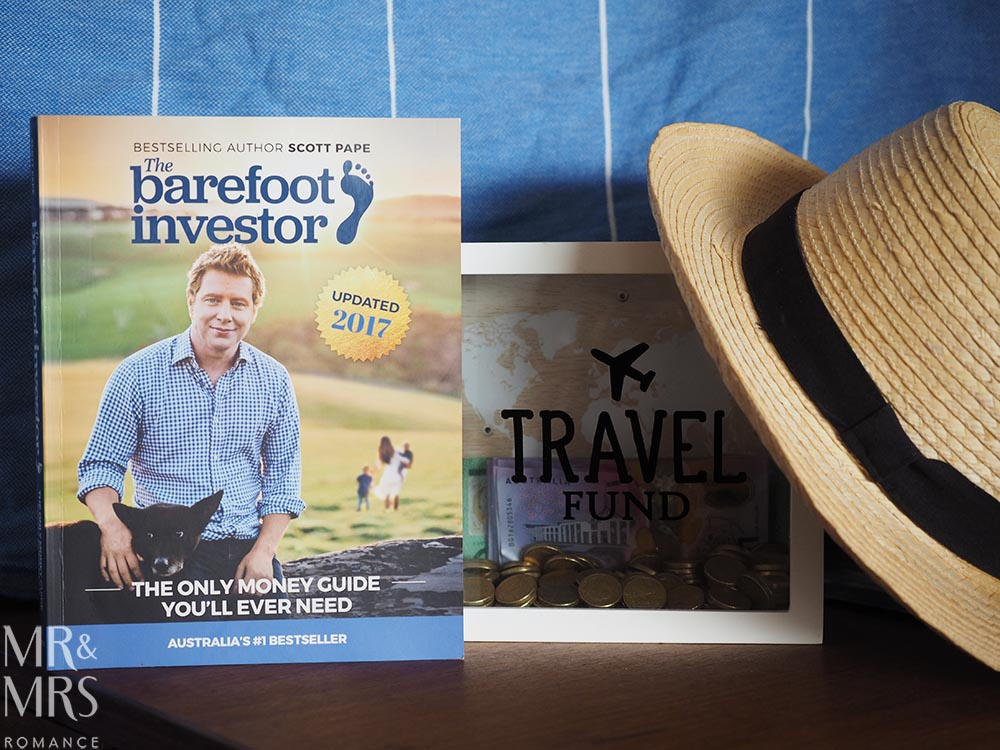 Holiday book guide for guys - books for men - Barefoot Investor