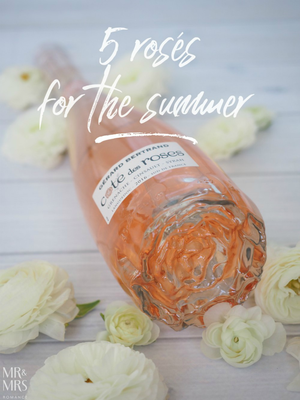 Summer rosés - Christmas wine - MMR