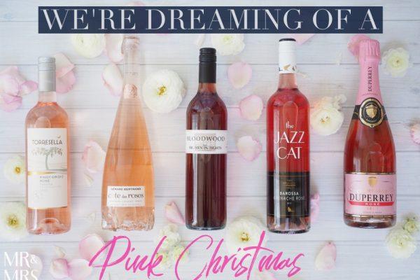 Rose for summer - Christmas wine - MMR