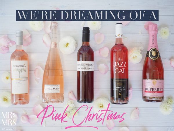 Rose for summer - Christmas wine - MMR