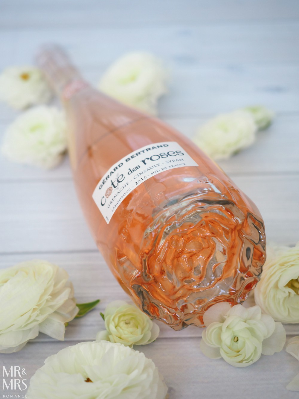 Summer rosés - Christmas wine - MMR - Cotes des Roses