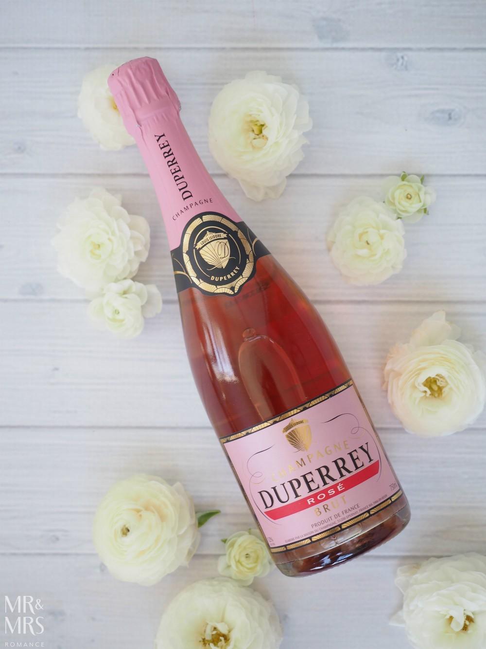Summer rosés - Christmas wine - MMR - Duperrey Champagne