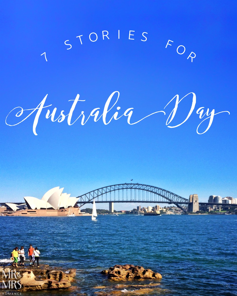 Australia Day stories - Mr & Mrs Romance