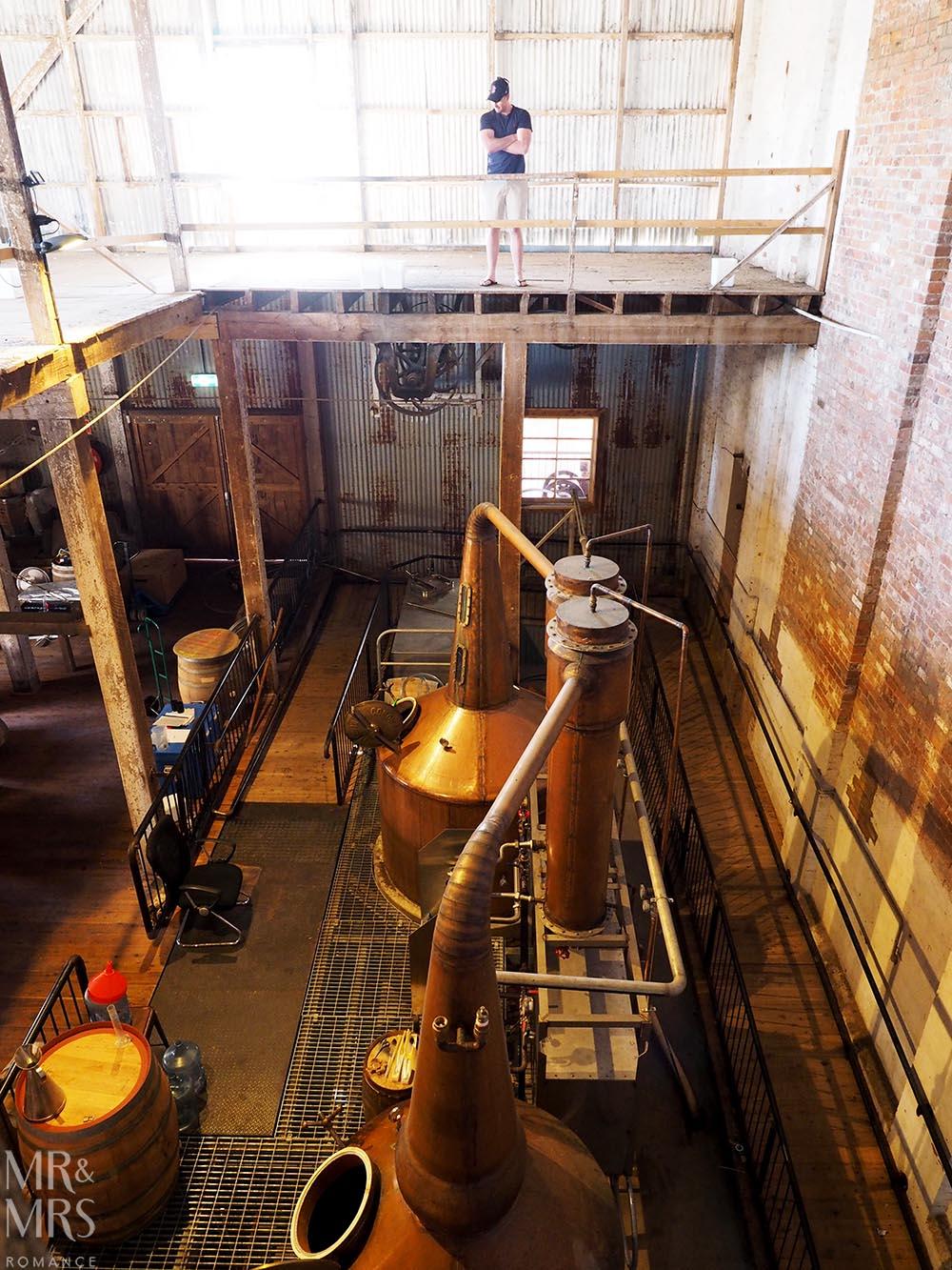 Australian whisky - Dean Druce Corowa Distillery NSW - MMR