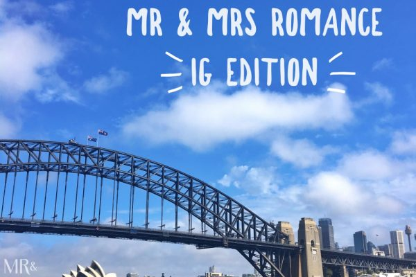 Mr and Mrs Romance - IG Edition