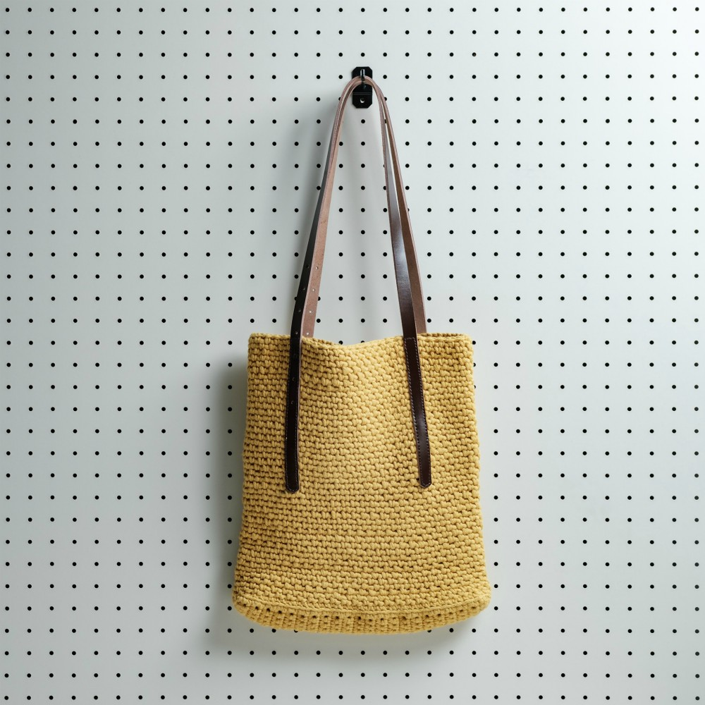 Travel hobby - Crochet Coach - MMR bag