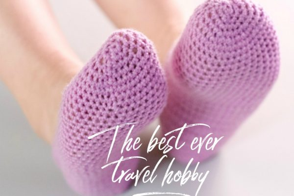 Travel hobby - Crochet Coach - MMR feature