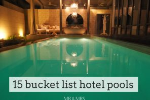 15 incredible bucket list hotel pools