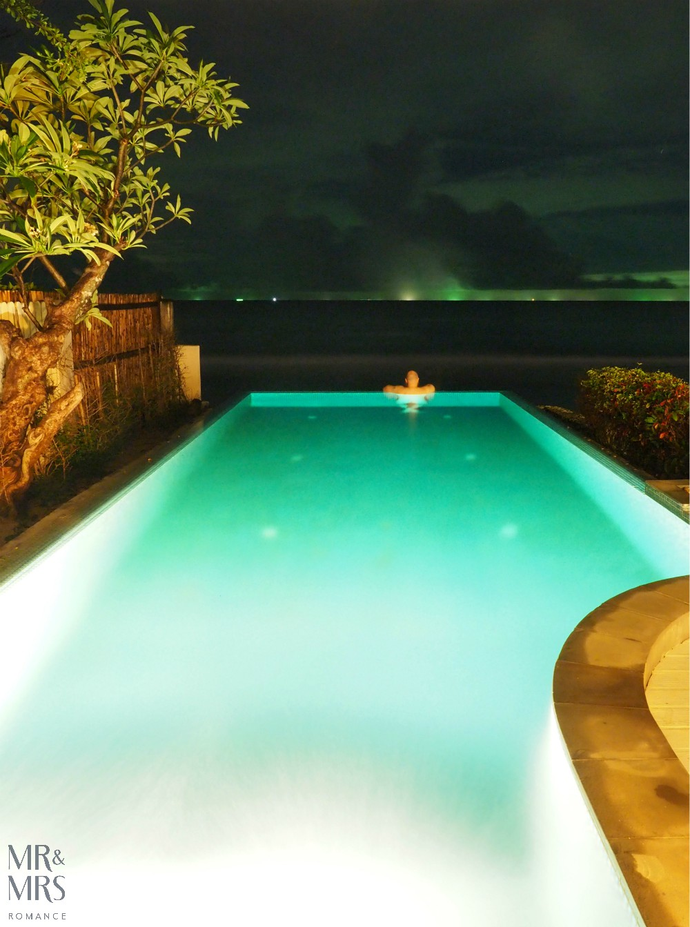 Bucket list hotel pools - Aleenta Hua Hin, Thailand