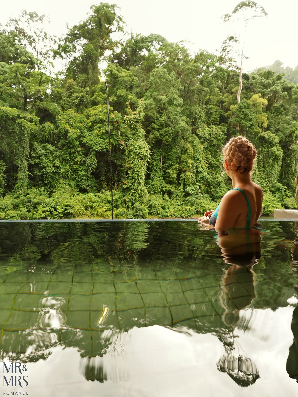 Bucket list hotel pools - Danum Valley, Borneo