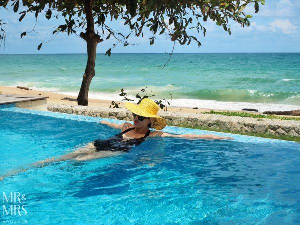 Bucket list hotel pools - Aleenta Phuket, Thailand