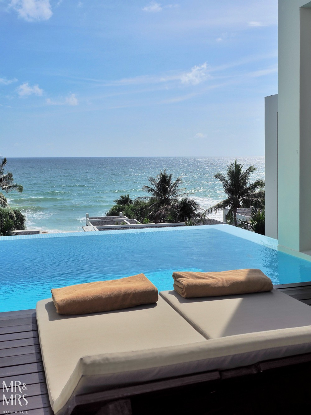 Bucket list hotel pools - Aleenta Phuket, Thailand