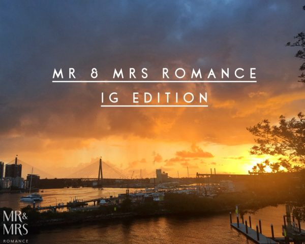 Mr & Mrs Romance - IG Edition