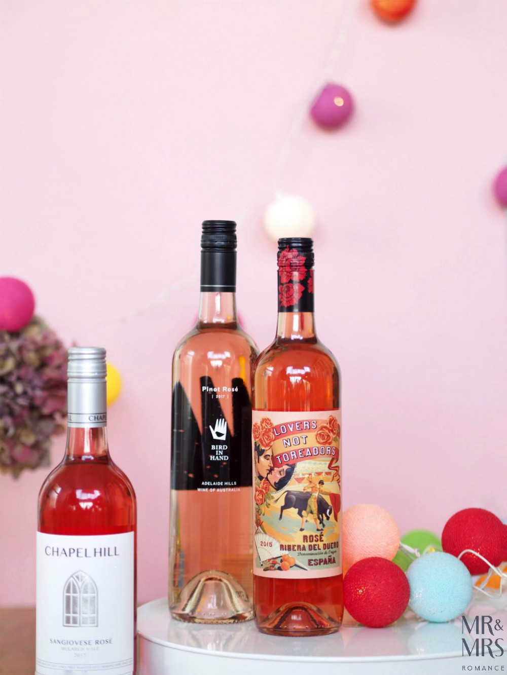 New rosé collection