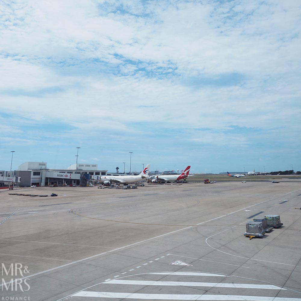 Sydney Airport - worth arriving early for