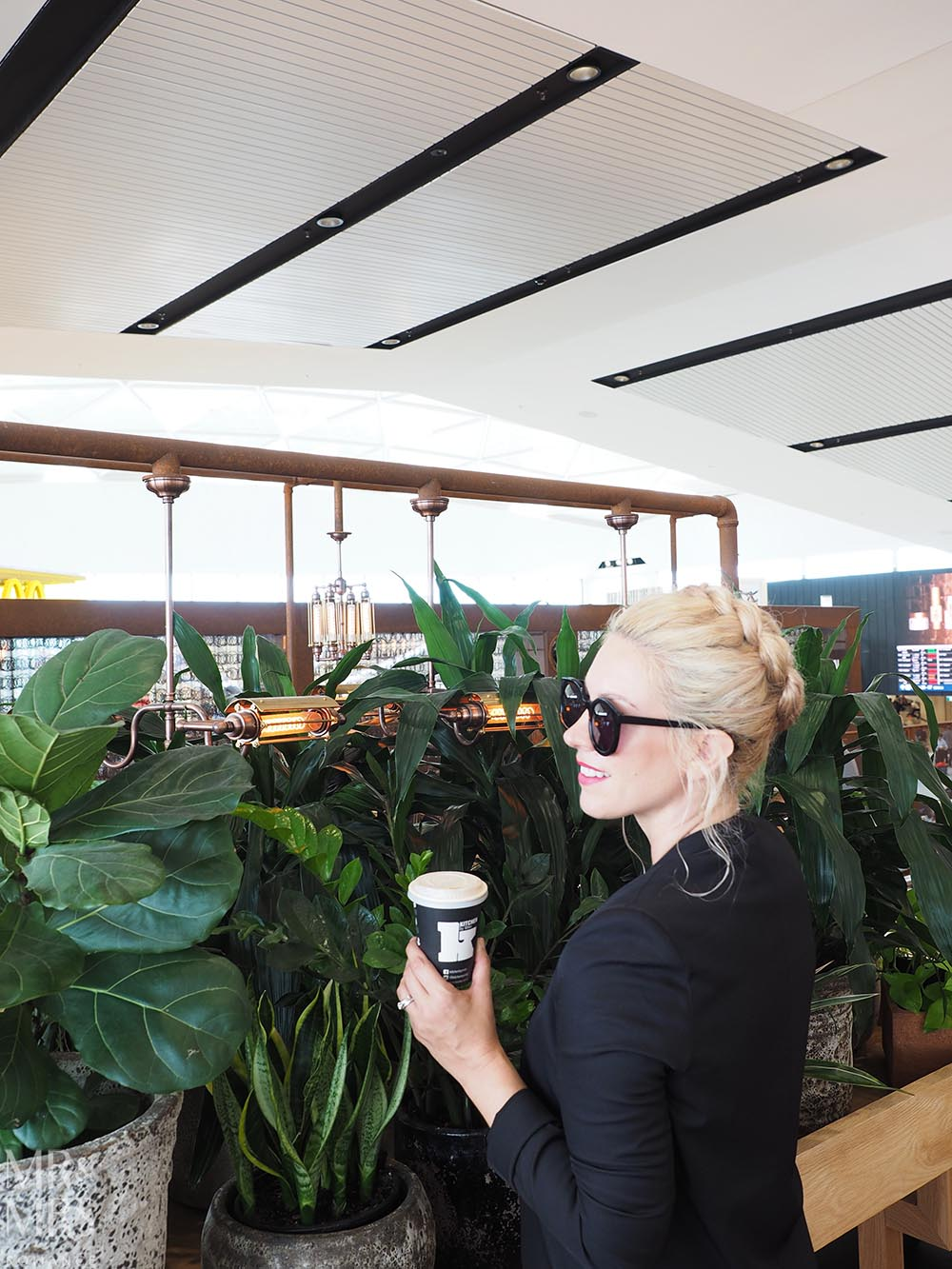 Sydney Airport - worth arriving early for - Kitchen by Mike Airside