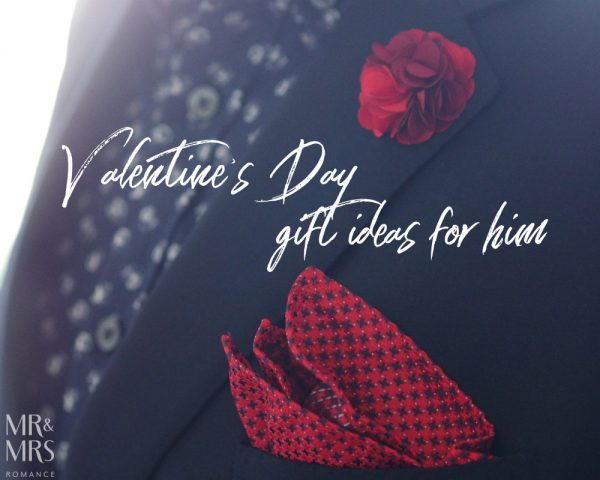 Valentine's Day gifts men's style - MMR