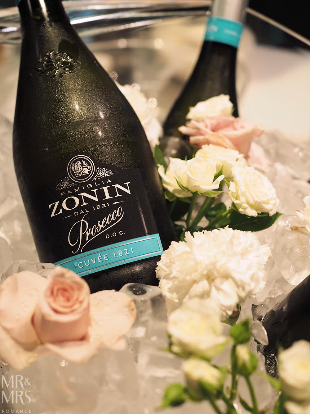 Aperitivo with Zonin Prosecco