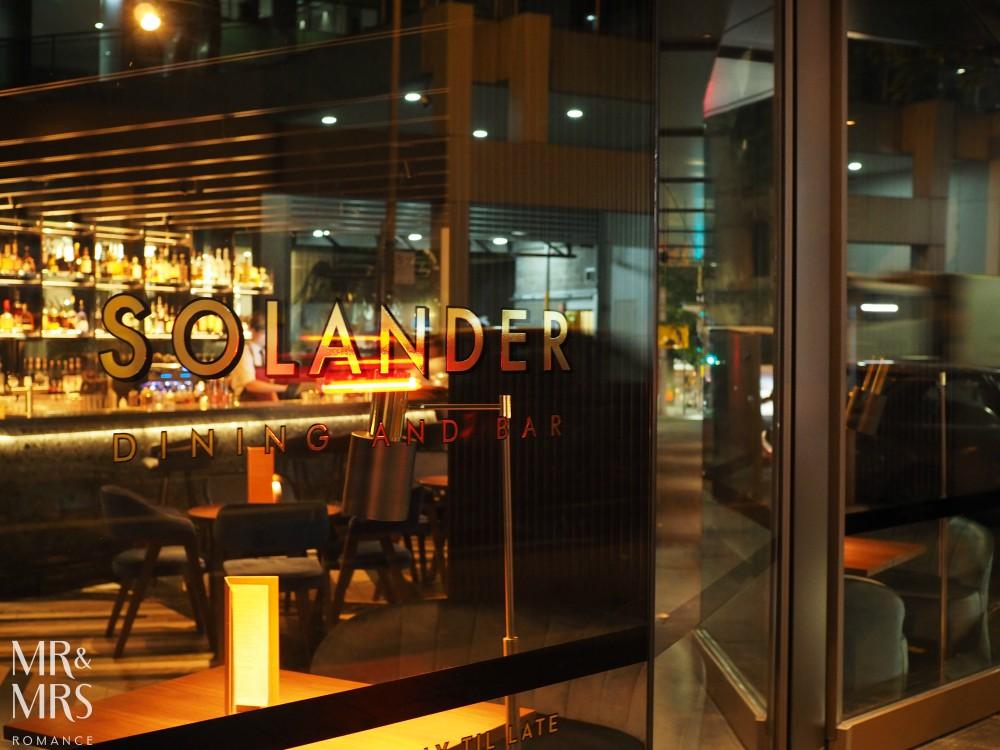 Solander West Hotel