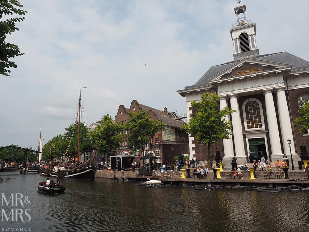 birthplace of gin Schiedam Genever