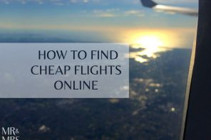5 quick hacks for how to search for cheap flights online