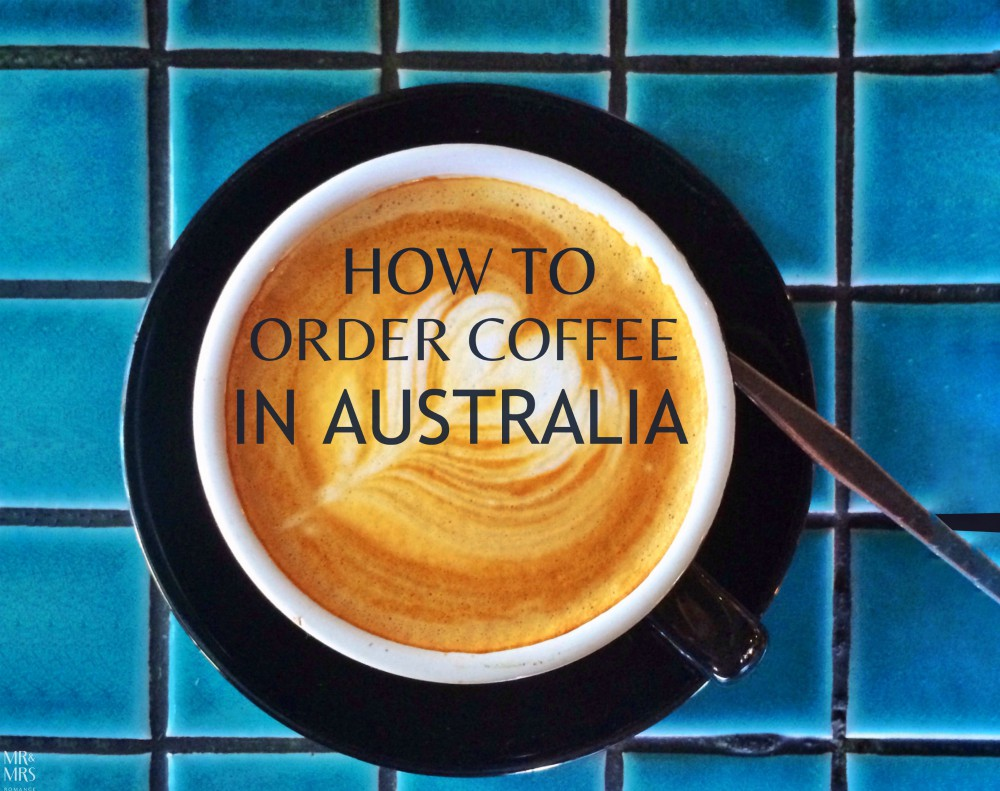 Coffee in Australia