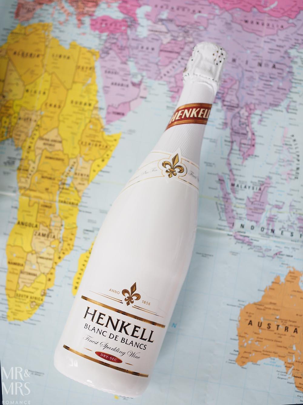 International sparkling wine - Henkell - Mr and Mrs Romance