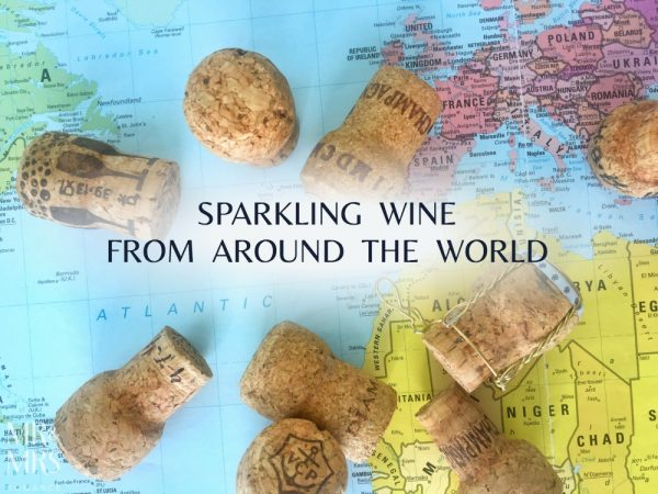 International sparkling wine - Mr and Mrs Romance