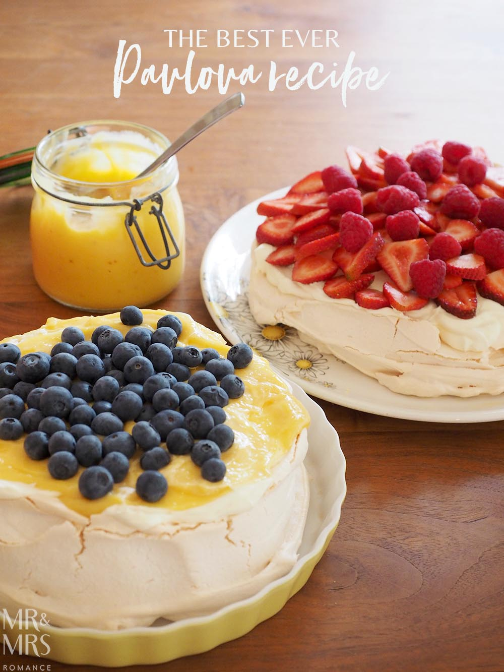 The best ever easy pavlova recipe