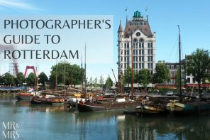 Where to take the best photos in Rotterdam