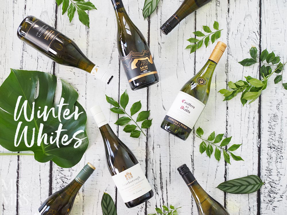 Cold weather white wines