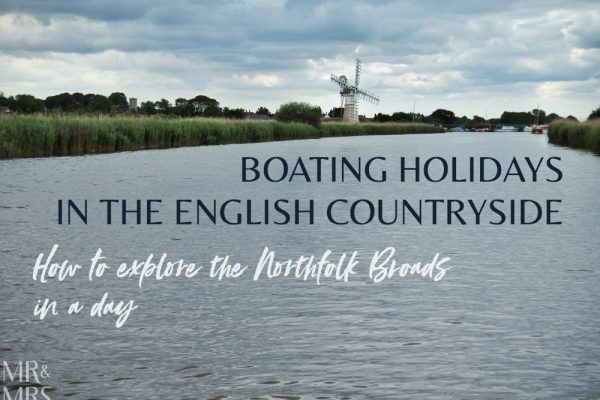 Boating holidays England - Norfolk Broads boat hire