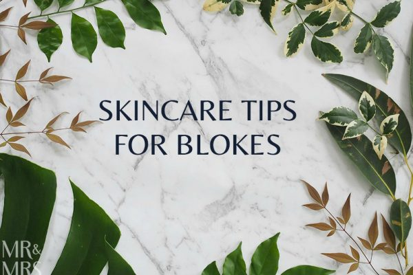 Skincare tips for men and skincare products for men - MMR