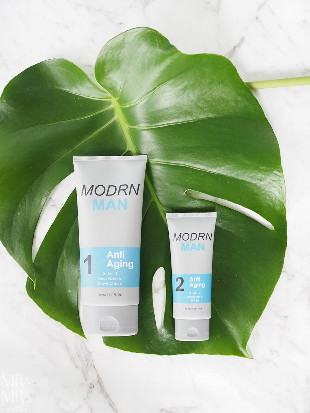 Skincare tips for men and skincare products for men - Modrn Man - MMR