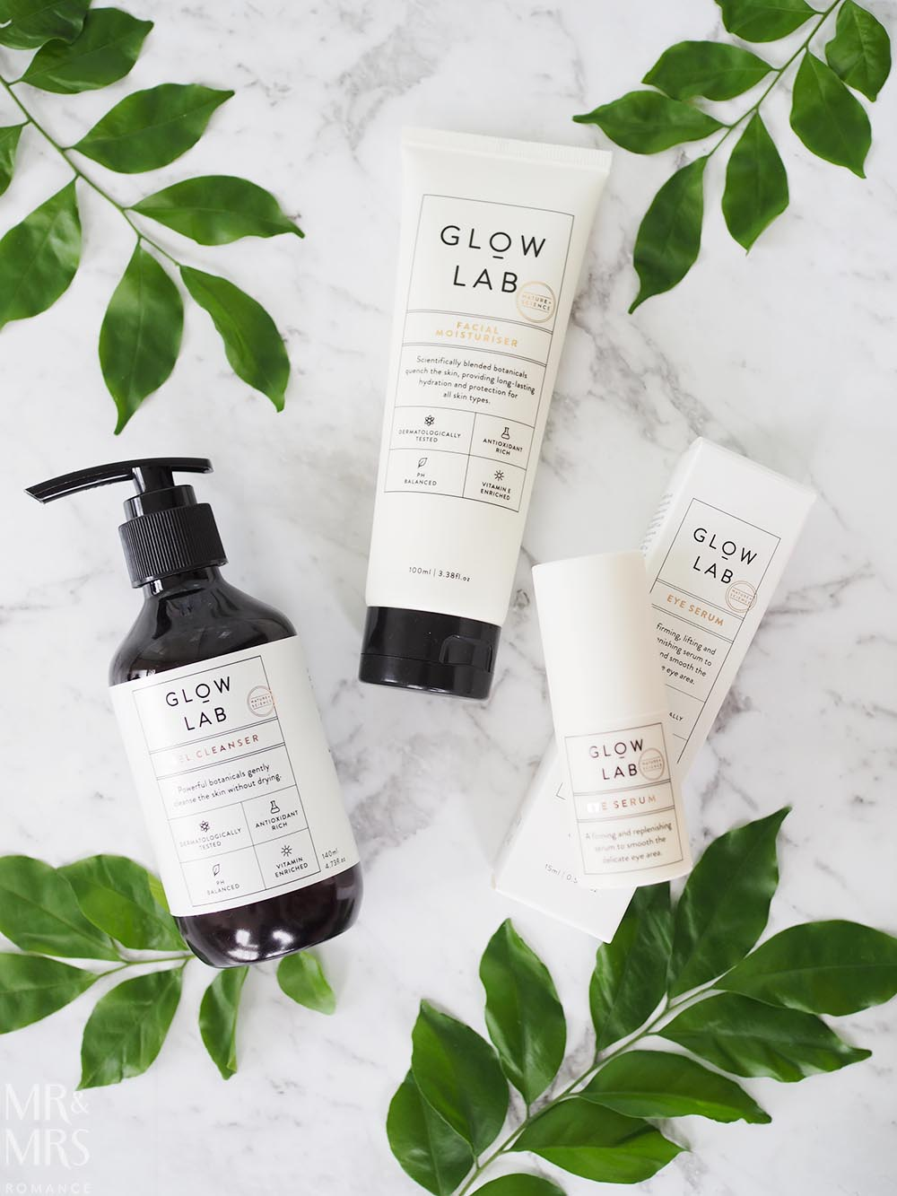Skincare tips for men and skincare products for men - Glow Lab - MMR
