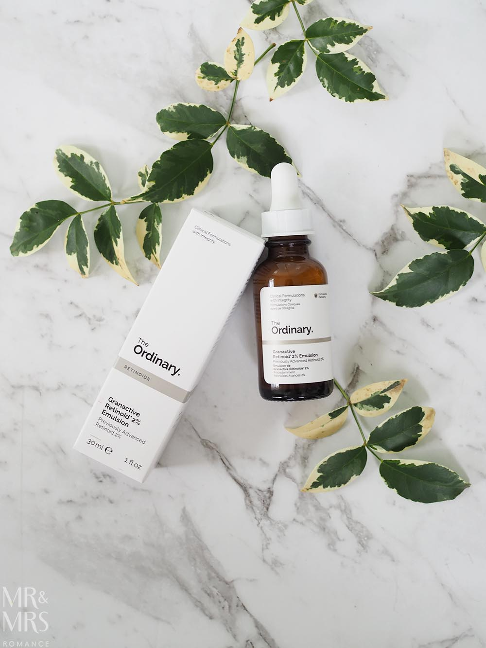 Skincare tips for men and skincare products for men - The Ordinary retinoids - MMR