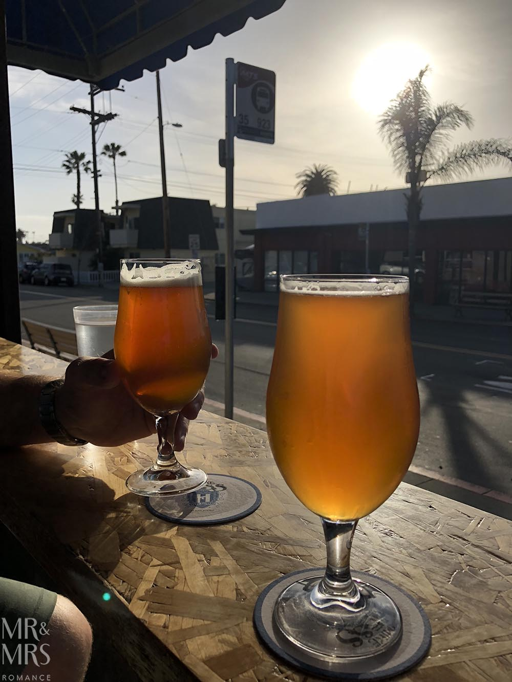 Mike Hess Brewing, Ocean Beach San Diego California