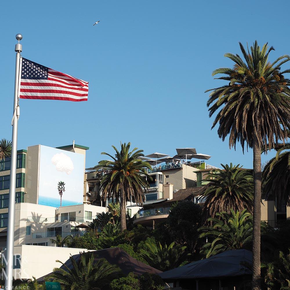 La Jolla rooftop San Diego California