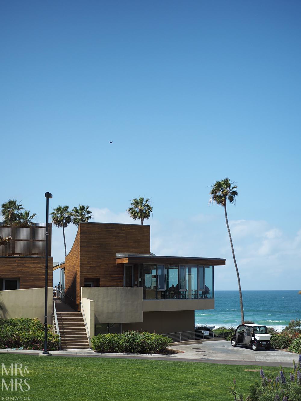 Caroline's Cafe La Jolla San Diego California
