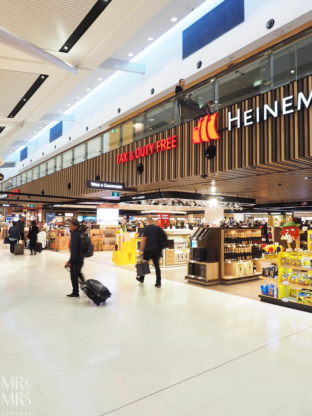 Sydney Airport guide - #wortharrivingearlyfor - MMR