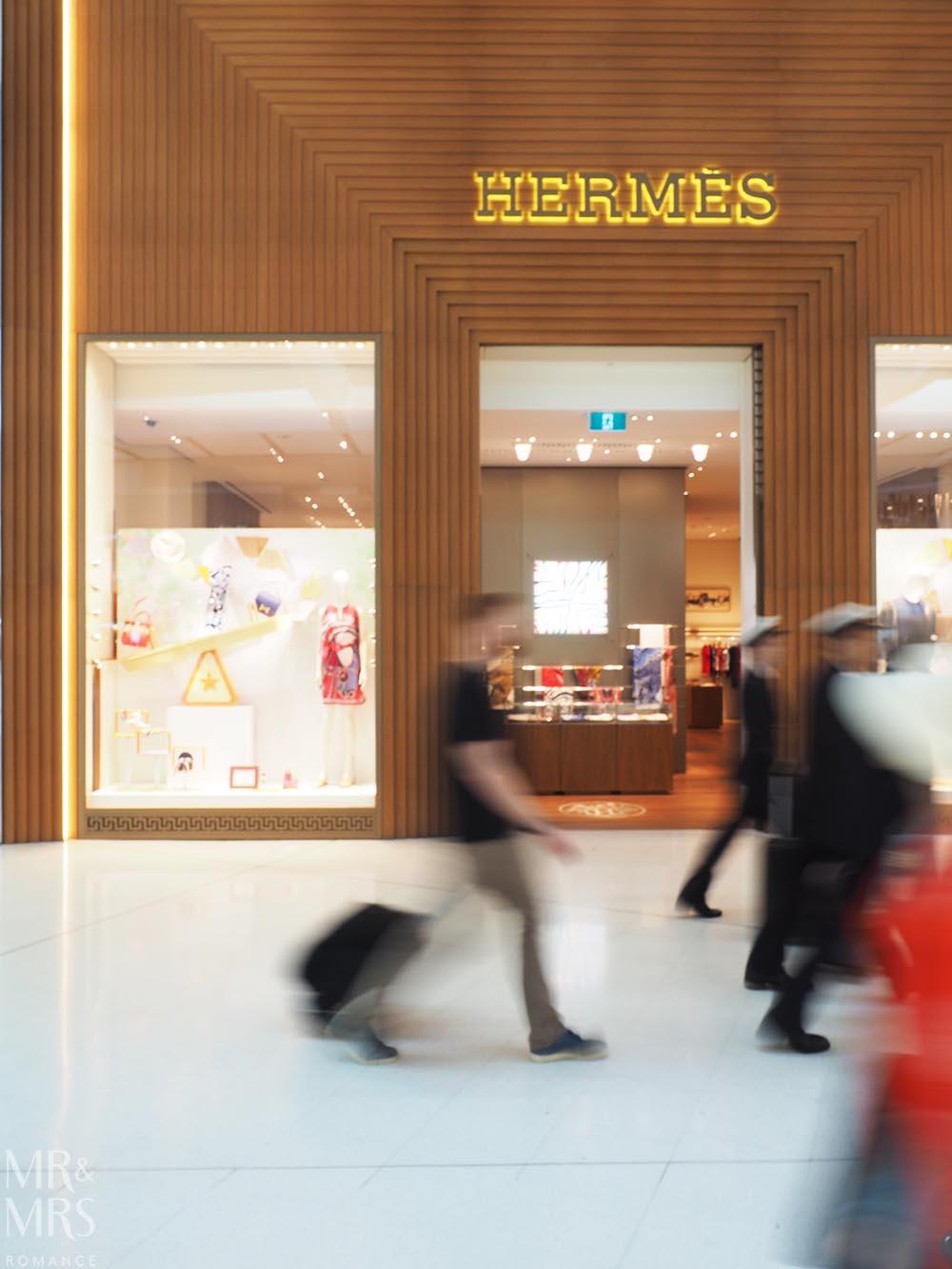 Sydney Airport guide - #wortharrivingearlyfor Hermes - MMR