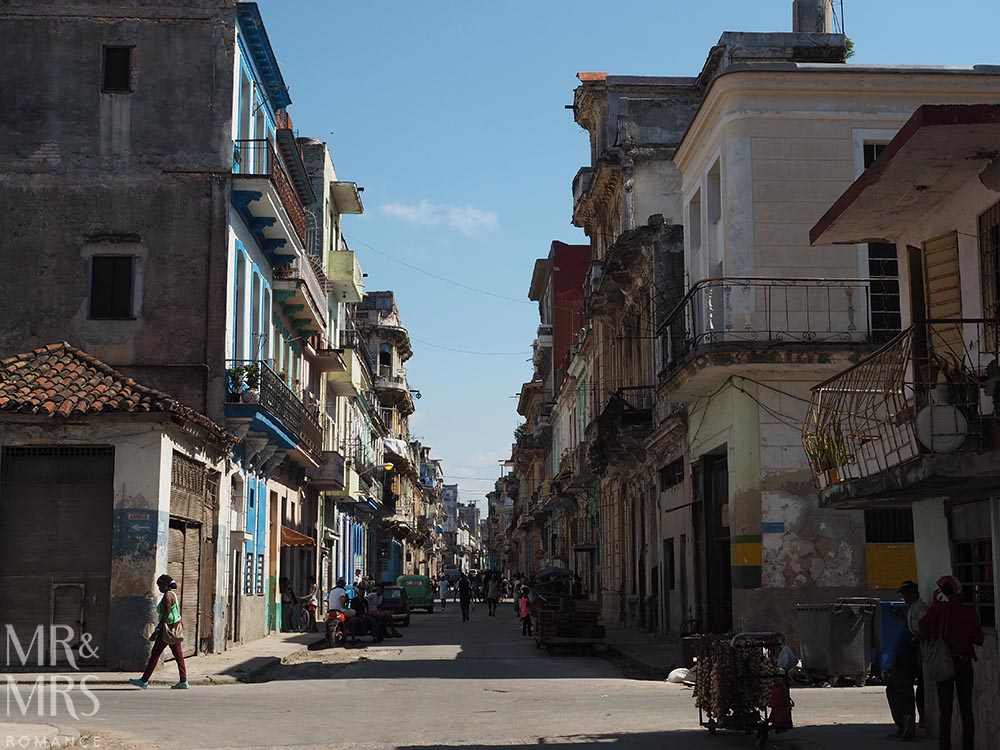Havana Cuba - how much has Cuba changed? Streets